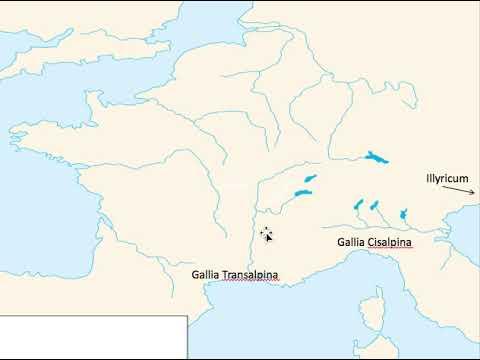 Caesars Consulship and the Gallic War Part 1 vid