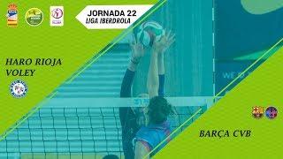 30/03/2018 | Haro Rioja Voley - Barça CVB | Liga Iberdrola J22 | 18/19