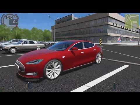 Prueba de conducción a Tesla Model S