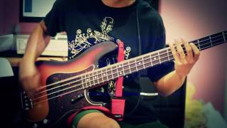 Attack Attack  Smokahontas Bass Cover HD By Tull Bassist