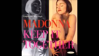 Madonna - Keep It Together (Male Version)
