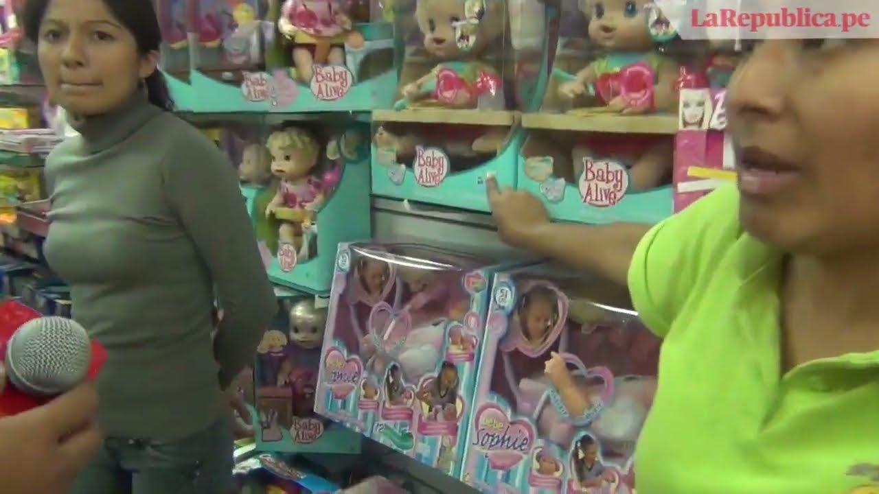 Conozca La Oferta De Juguetes En El Mercado Central Youtube