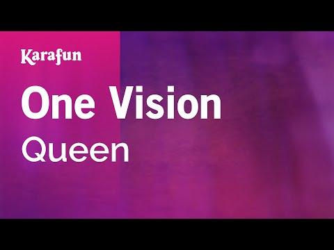 Karaoke One Vision  Queen *