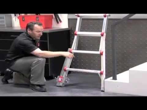 Little Giant Leg Leveler Ladders Online Demo Youtube