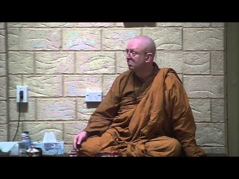 Story about a monk with psychic powers