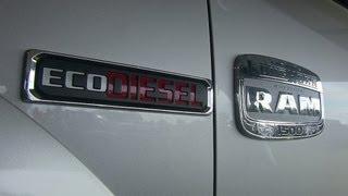 2014 Ram1500 EcoDiesel V6 Pickup Revealed