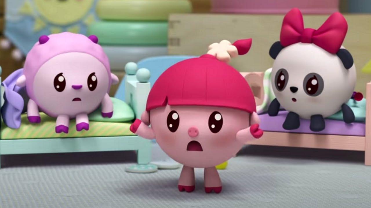 Малышарики – Крокозябра   Новая Серия 188   Мультики для детей