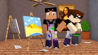 Minecraft: MELHORES PINTORES DO BRASIL! (Pixel Painters)