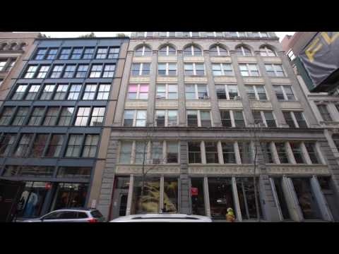 141 Wooster Street New York New York