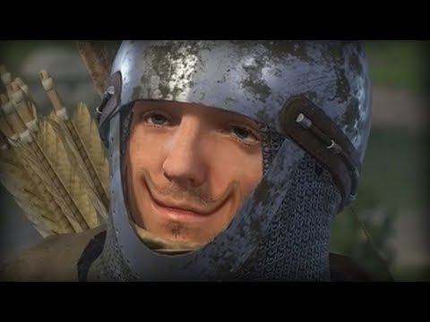 Playing Kingdom Come: Deliverance as God Intended