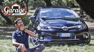 Toyota Auris | La prova del