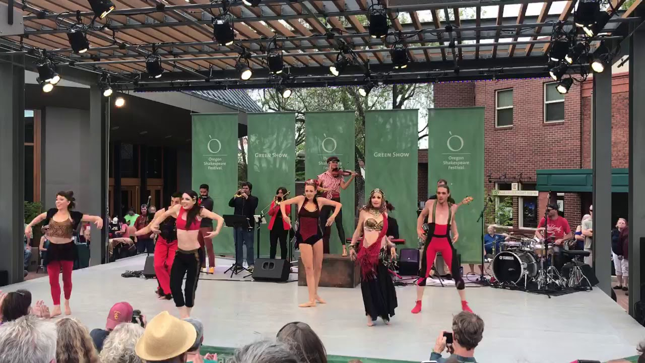 Jazz Mafia Kinesthesia debuts at Oregon Shakespeare Festival