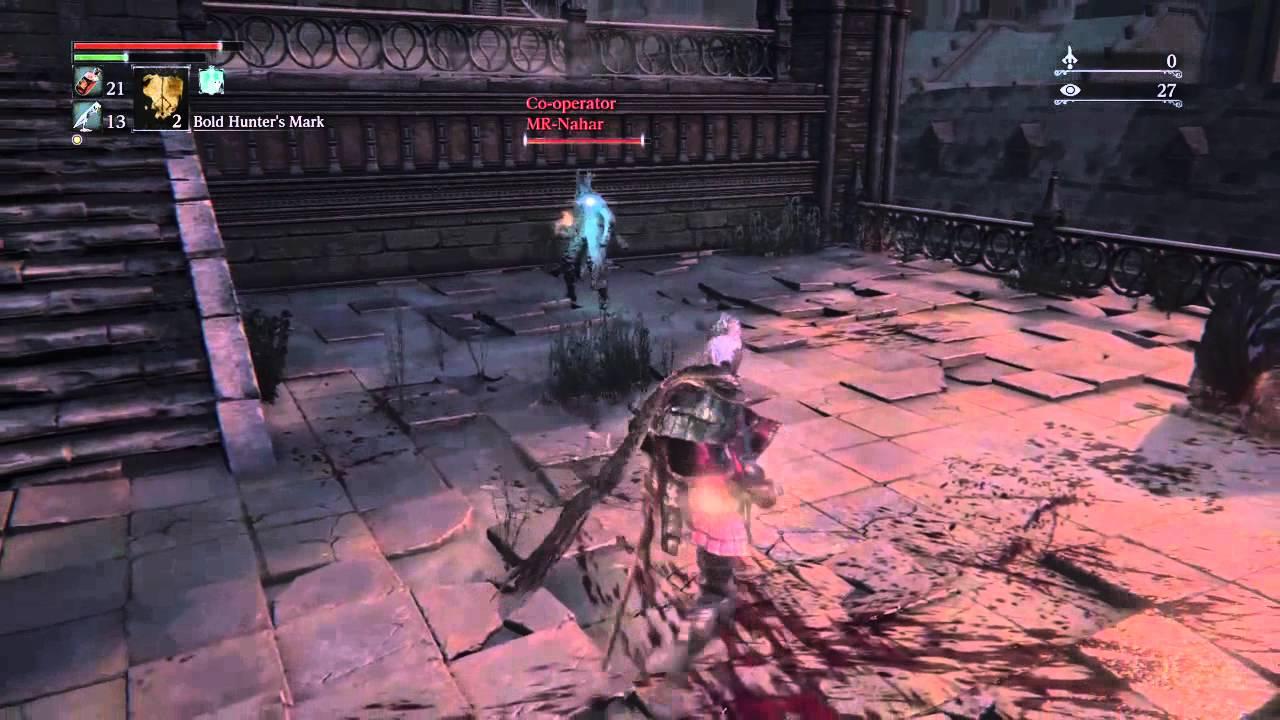 Level - Bloodborne