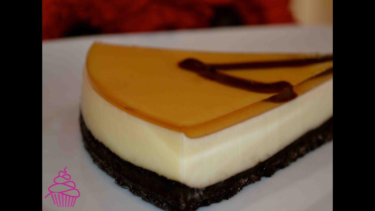 Baño Chocolate Blanco Para Tartas:Recetas De Gelatina Con Queso