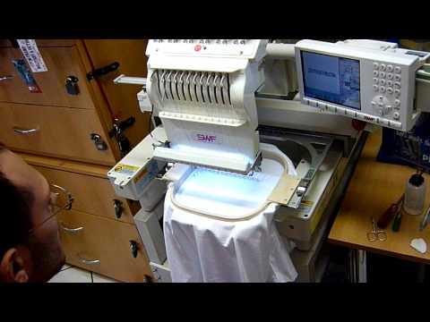 swf ma6 embroidery machine