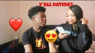 Q And A With My Crush! (Are We Gonna Date?)
