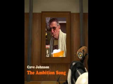 cave-johnson-—-the-ambition-song