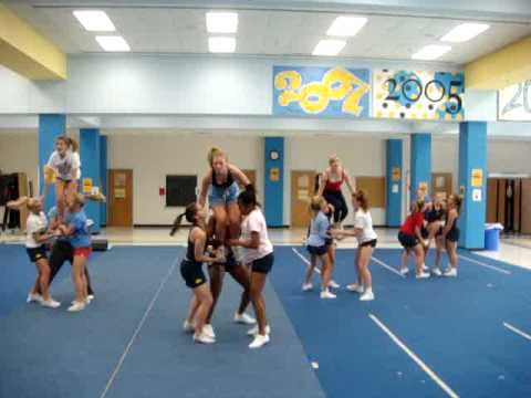 River Hill Cheerleading