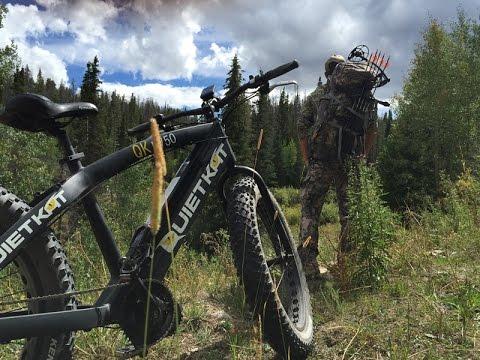 QuietKat Rides Colorado Back Country - YouTube