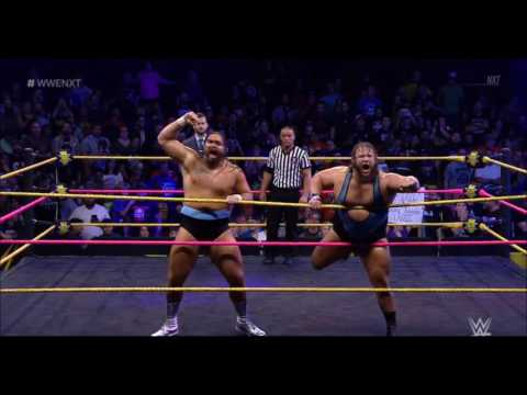 Tucker Knight & Otis Dozovic 1st NXT theme