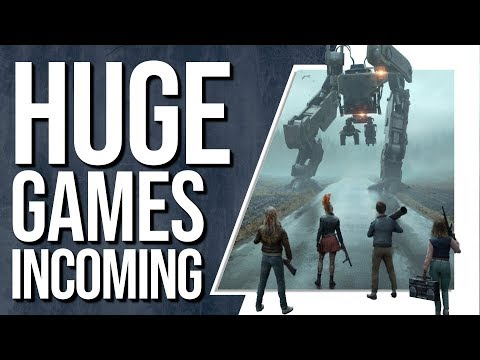 Generation Zero, Just Cause 4, Hitman 2, Fear The Wolves & MORE