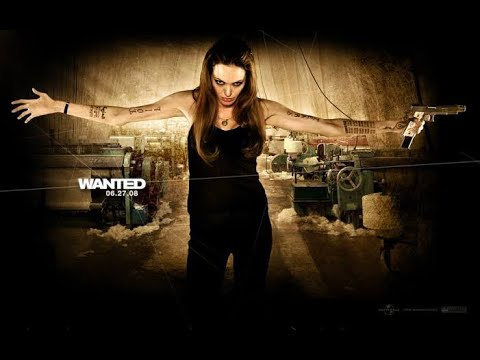 Download Wanted (2008) Hollywood Full Movie Fact and Review in Hindi / Angelina jolie