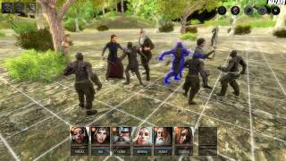 realms of Arkania: Star Trail  GAMEPLAY  GEFORCE 1070