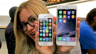iPhone 6 Plus Unboxing! | iJustine
