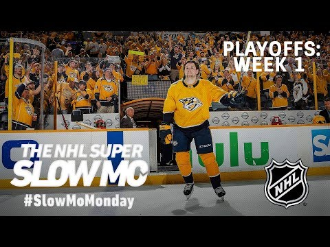 Super Slow Mo: Playoffs Week 1