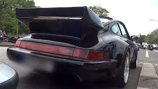 Porsche 911 Carrera RS 3.8 Sound