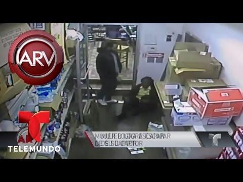 Mujer en Alabama escapa del baúl de un auto | Al Rojo Vivo | Telemundo