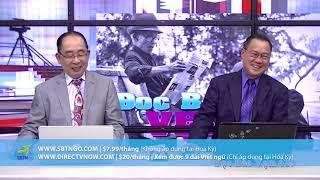 Đọc Báo Vẹm với Nguyên Khôi & Hoàng Tuấn | 15/04/2019 |  www.sbtn.tv  | www.sbtngo.com