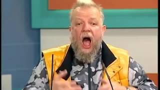 Смотреть ОСТОРОЖНО: ПАХОМ! Сергей Пахомов на ЕТВ. онлайн
