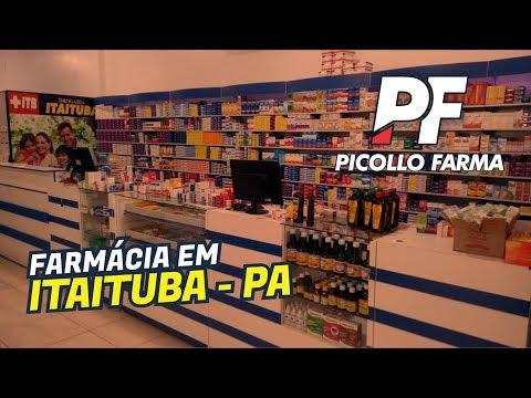 Picollo Farma - Farmácia Em Itaituba - PA