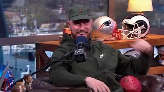 Chiefs TE Travis Kelce Talks Patriots, OT Rules & More w/Dan Patrick | Full Interview | 1/31/19