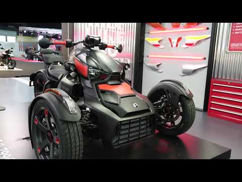 Clip BRP Can-Am Ryker 3 roues