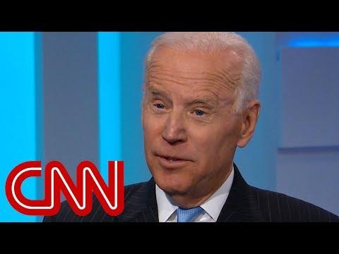 Joe Biden: Trump is a joke