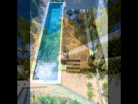 Information Pictures for Narrow Swimming Pools with All Dimensions