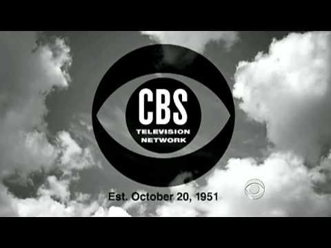"""The CBS Evening News with Scott Pelley - CBS """"eye"""" logo turns 60"""