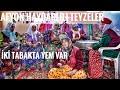 Afyon Dinar Haydarlılı Teyzeler ''İki Tabakta Yem Var'' (Emre Dayıoğlu Arşivi)