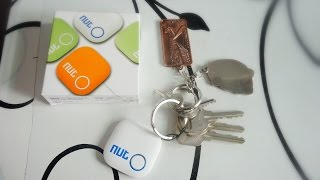 Find lost Items With Nut Smart Tracker [Review]