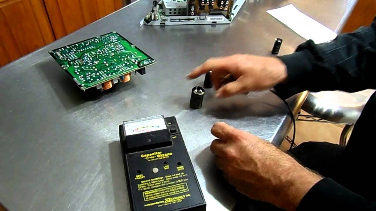 Repair Samsung HL61A750A1F With Flashing Indicator Leds at Power ...