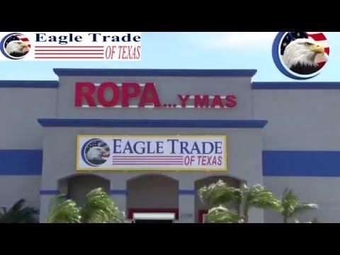 Eagle Trade of Texas-Clothing Wholesale