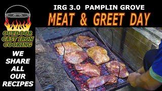 Meat-N-Greet Day IRG3.0 Pamplin Grove Carlotta, CA July 16th, 2010