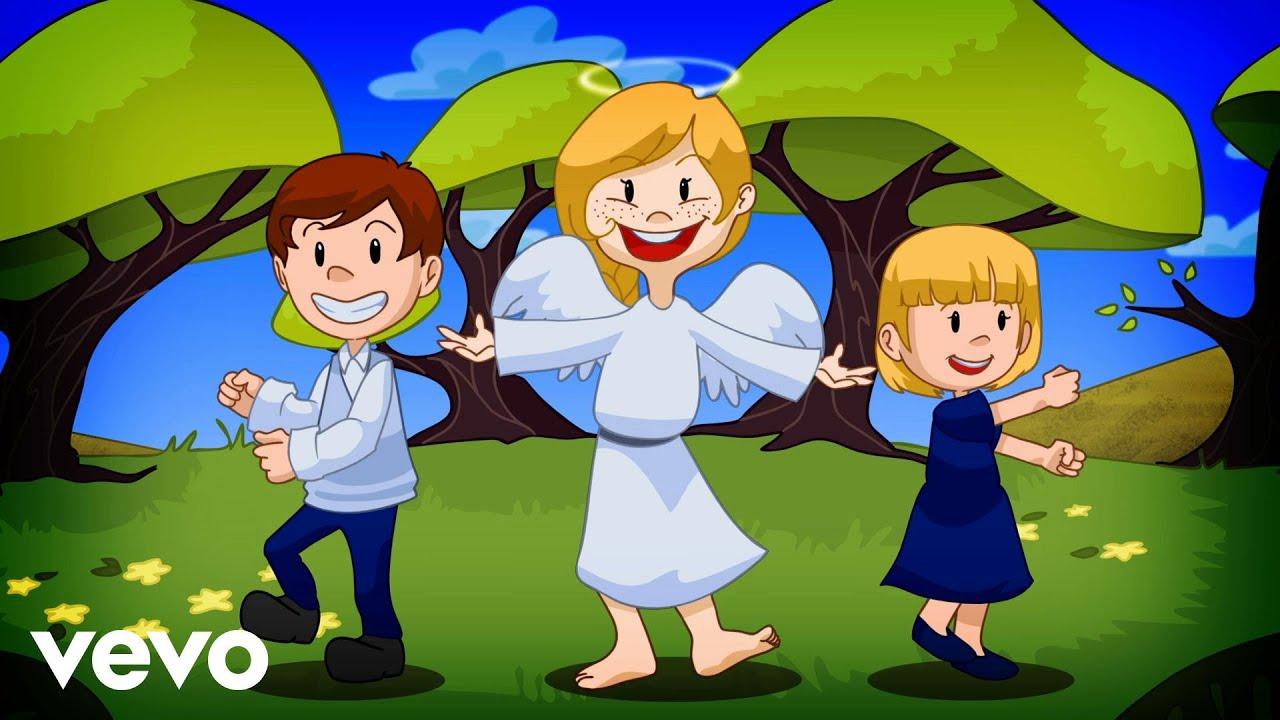 Aniołek Wesołek - Nasza Ziemia | Teledyski Dla Dzieci