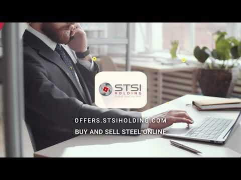 Official Steel Trading Online Platform - STSI Holding