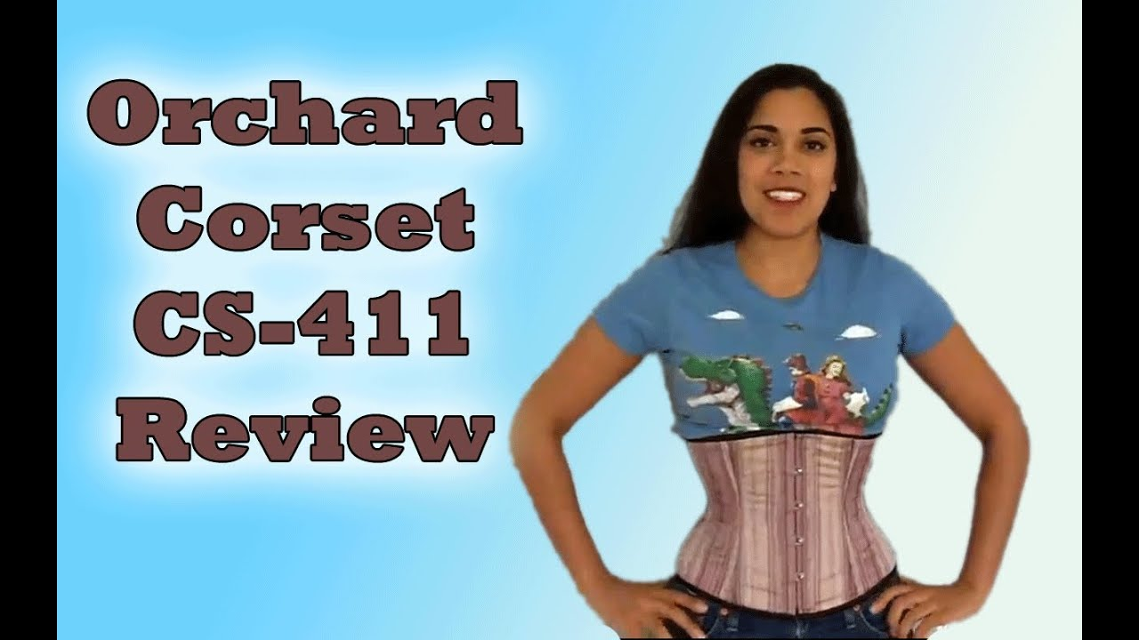 0089320bfc4 Orchard Corset CS-411 Underbust Review