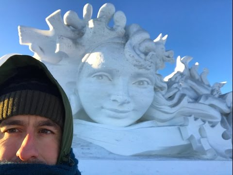 GoPro: Harbin Ice & Snow Festival, China