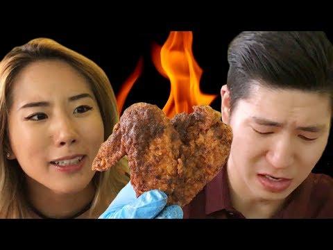 We Tried The Spiciest Chicken In Los Angeles