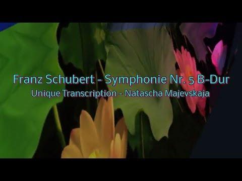 Schubert-Symphonie Nr 5 B Dur-Organ Music Lovers-Blog Playlists Natascha
